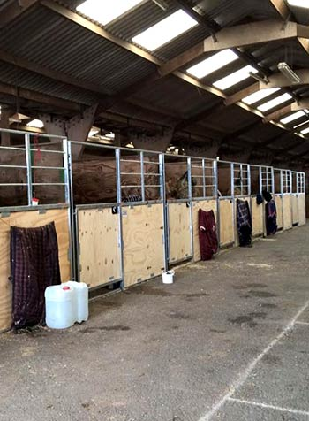 Portable Stabling